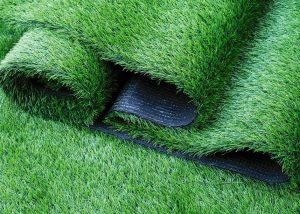 Non-infill multi-use turf at the Indian School Sohar