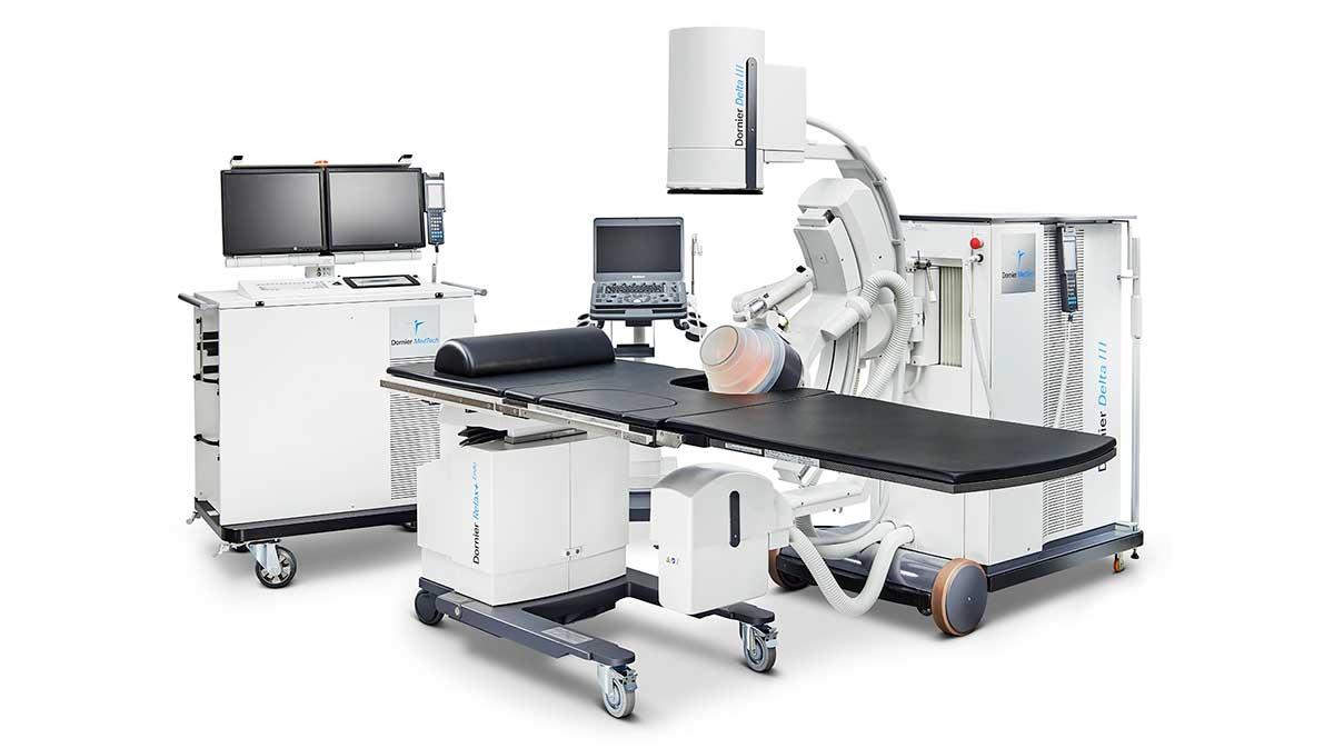 Solvo H140 Medical Laser Machine for Renal stone management