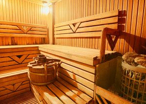 State-of-the-art steam and sauna baths for the Ministry of Defence at Khasab