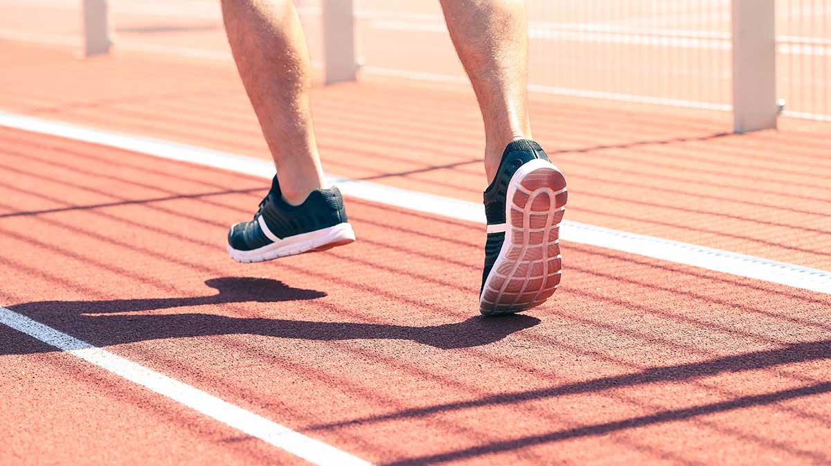 Synthetic Jogging Track for Petroleum Development of Oman at Ras Al Hamra