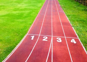 Converting existing facility into an IAAF grade 8-lane running track at The Sultan's School